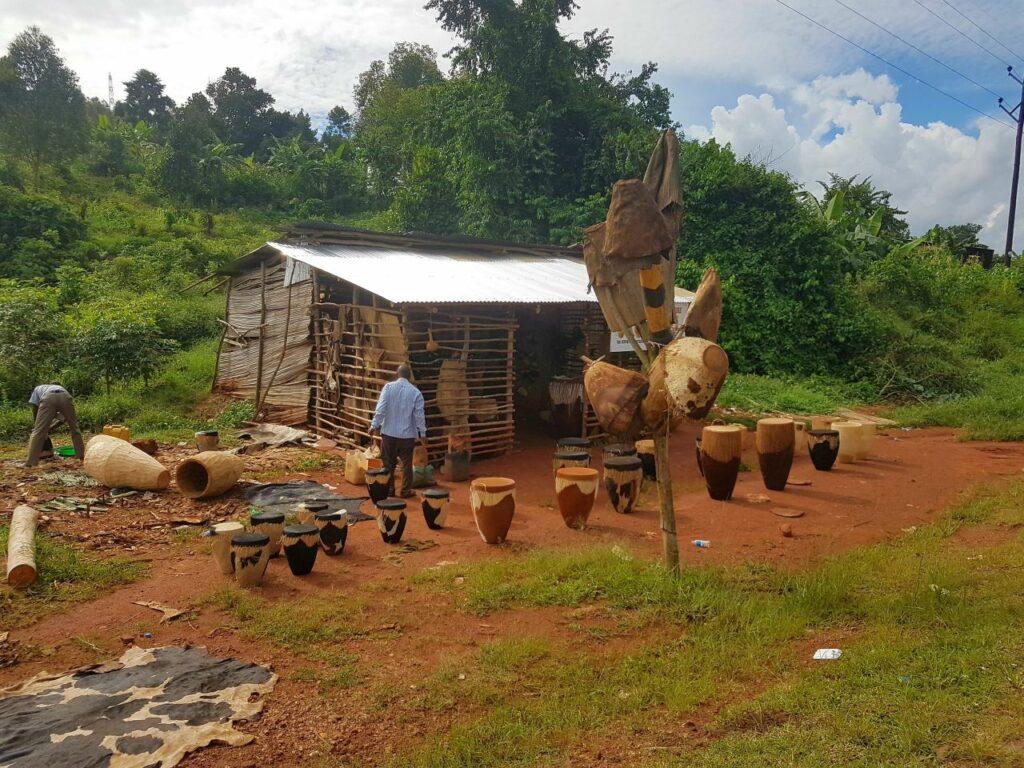 lake bunyoni, potovanje po ugandi