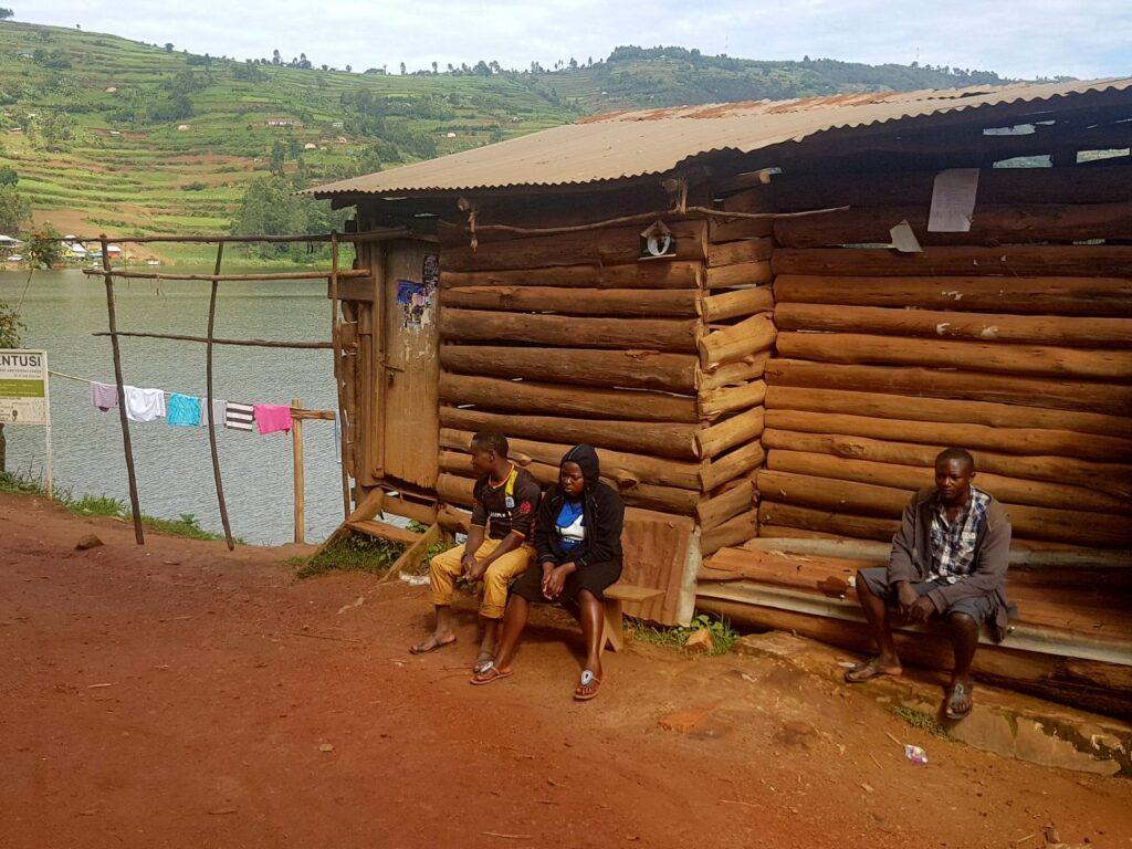 potovanje po ugandi - lake bunyoni