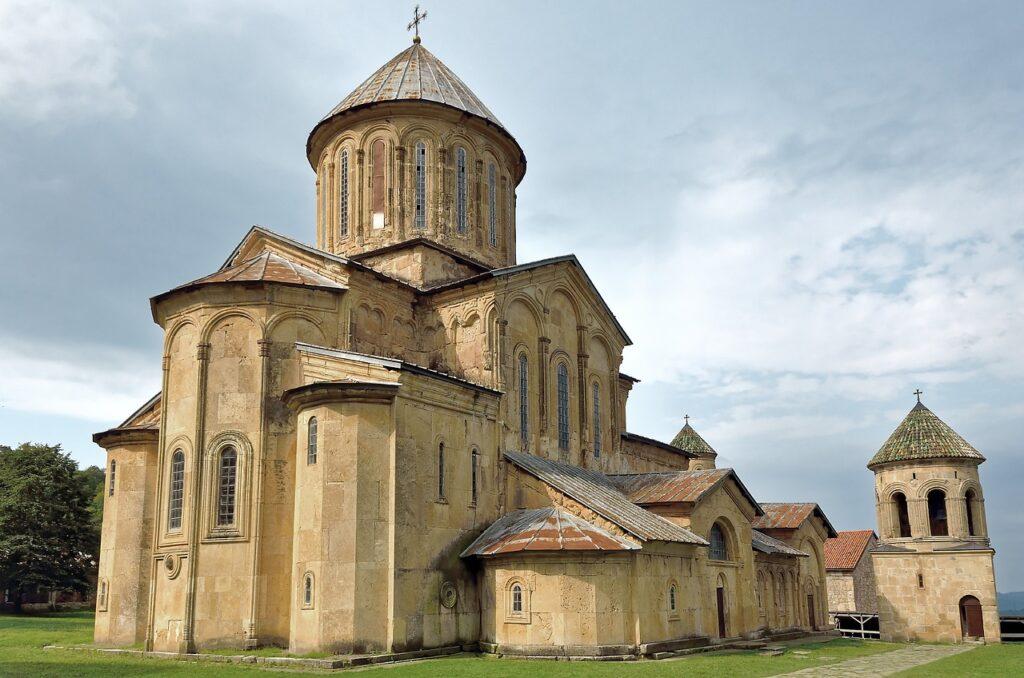 Samostan Gelati v Gruziji