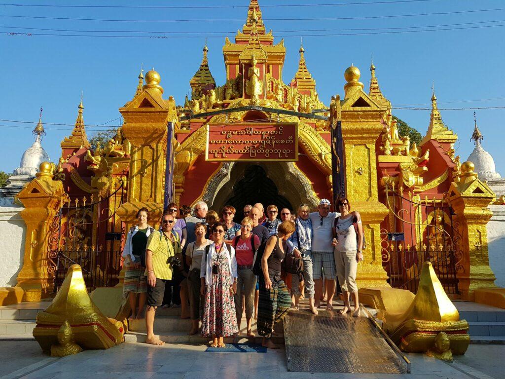 Skupinsko potovanje Burma