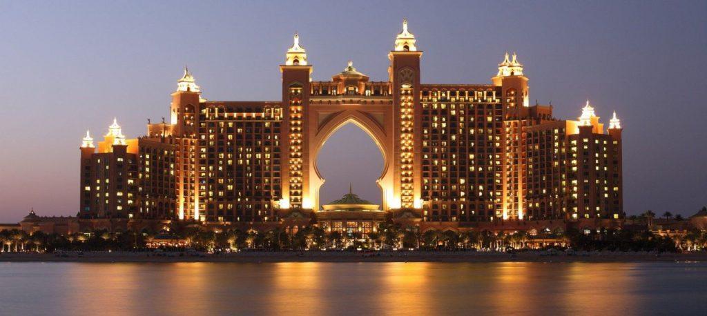 Hotel Atlantis, Dubaj