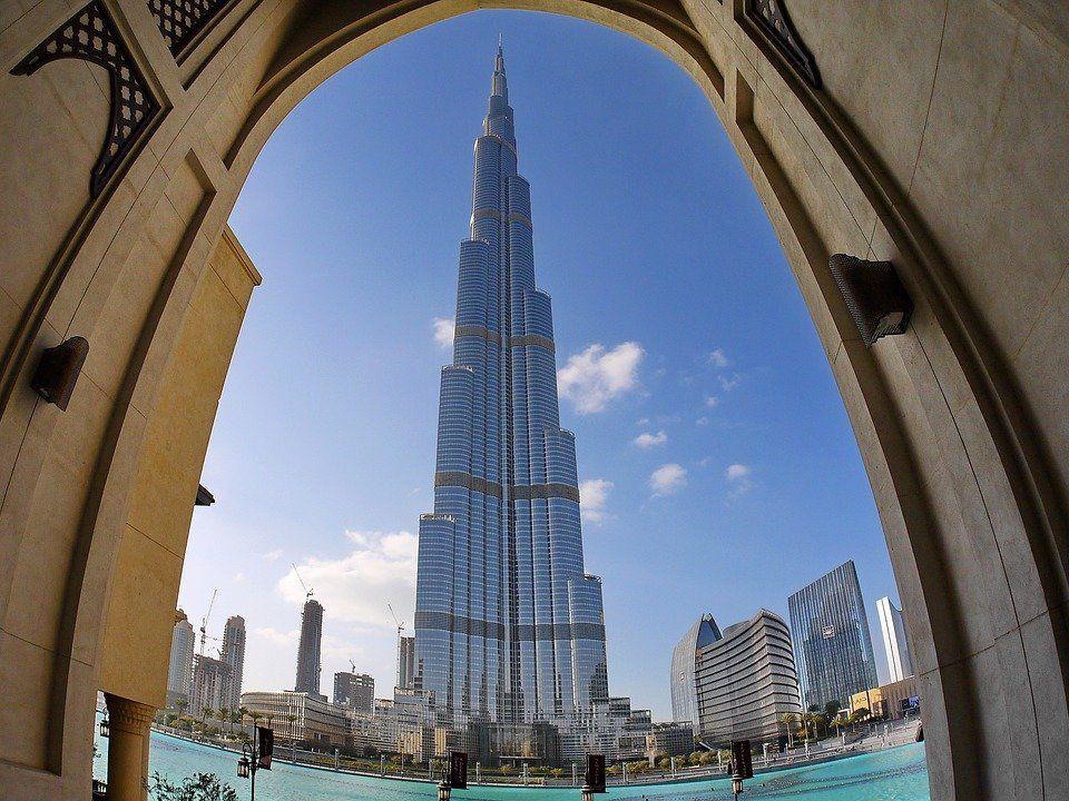 Dubaj potovanja, Burj Kalifa